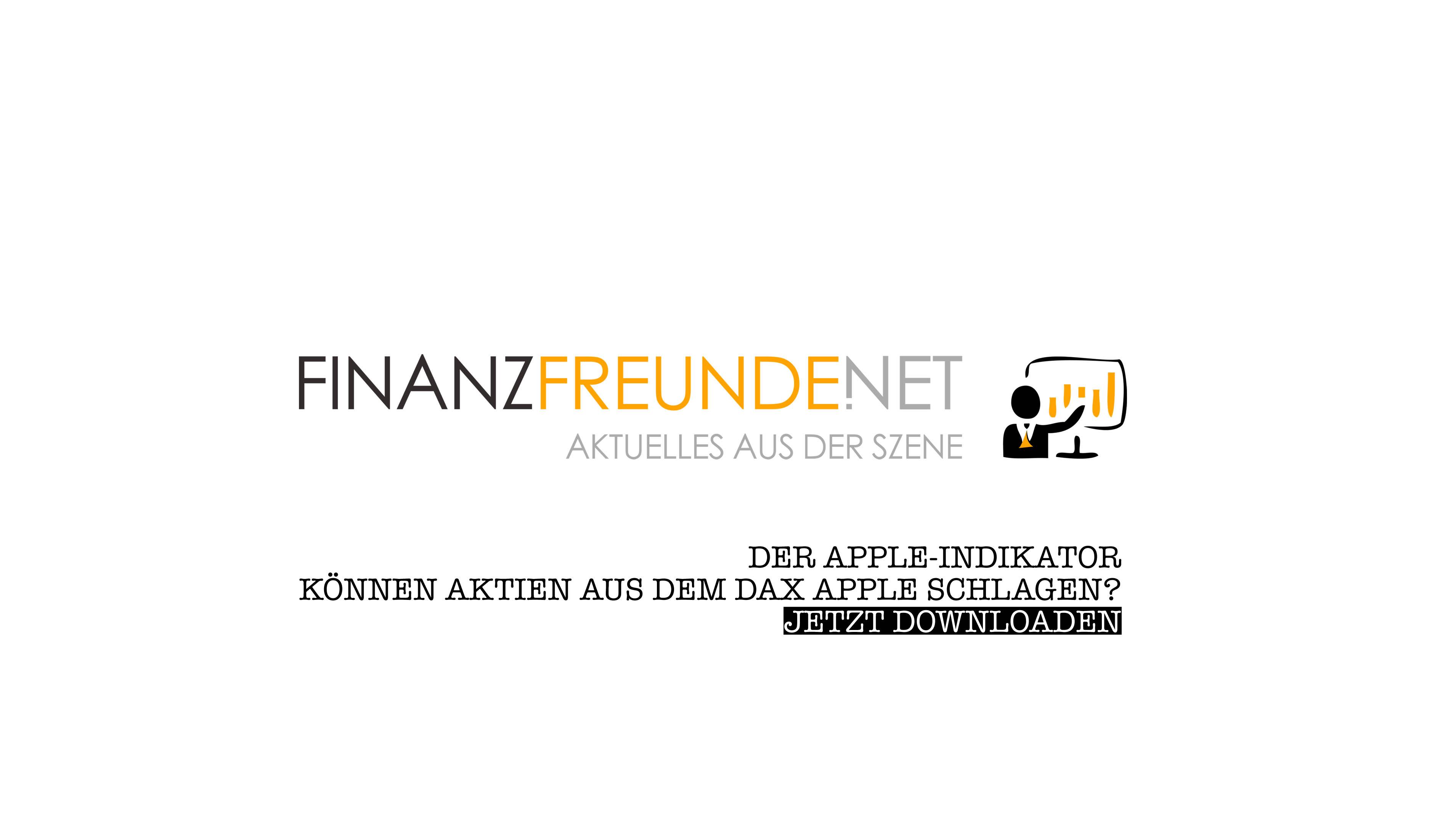 Der Apple-Indikator – Können Aktien aus dem Dax Apple schlagen? Jetzt Analyse downloaden!
